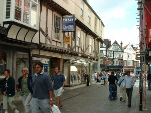 canterbury city centre