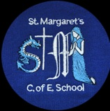 st margarets badge